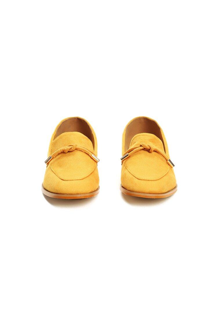 Żółte Mokasyny Far Far Away