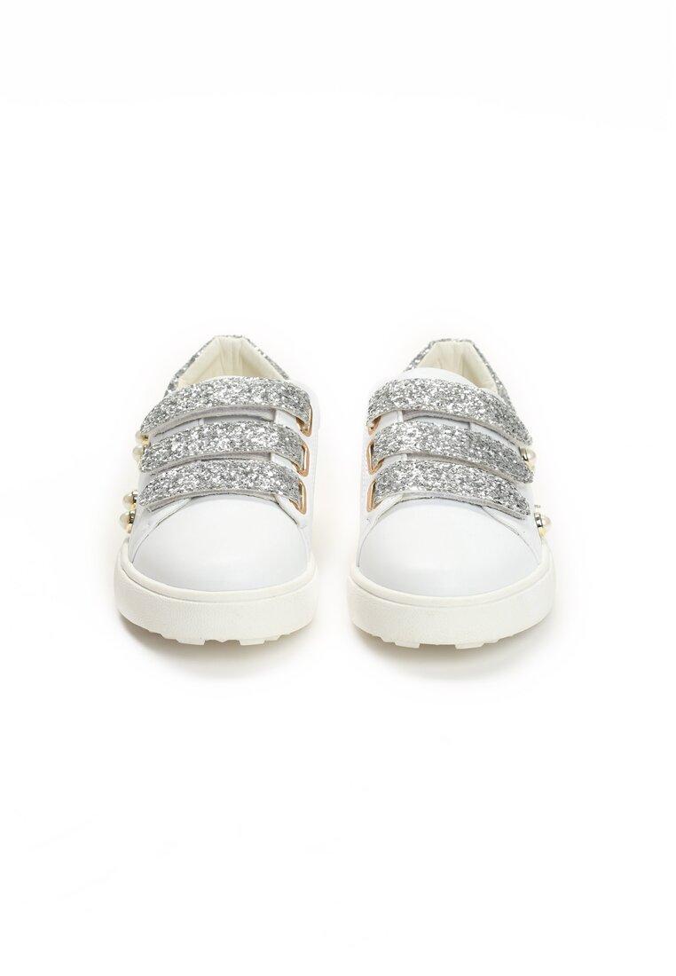 Białe Buty Sportowe My Sweet Sunshine
