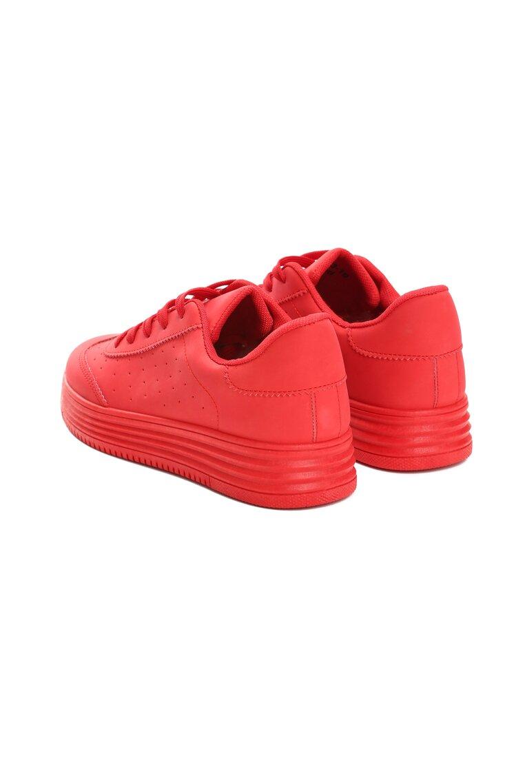 Czerwone Buty Sportowe Global Spirit