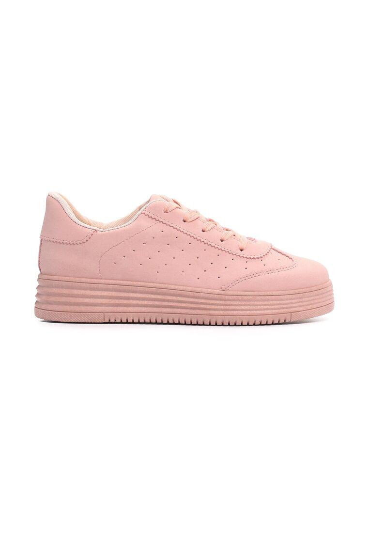 Różowe Buty Sportowe Precious Lady