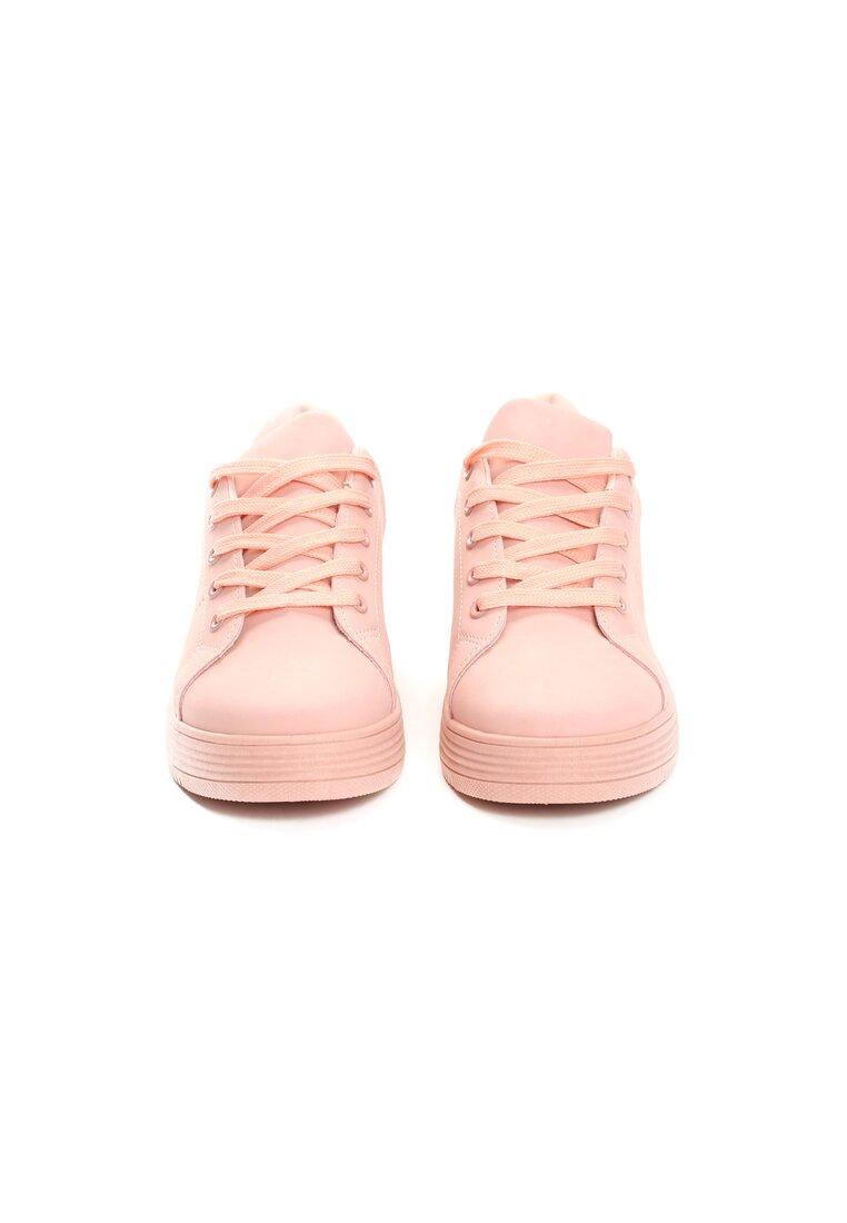 Różowe Buty Sportowe One Big Family