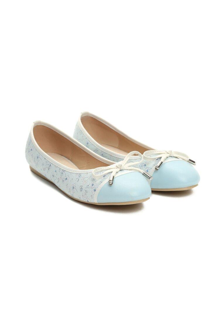 Niebieskie Balerinki I Wish!