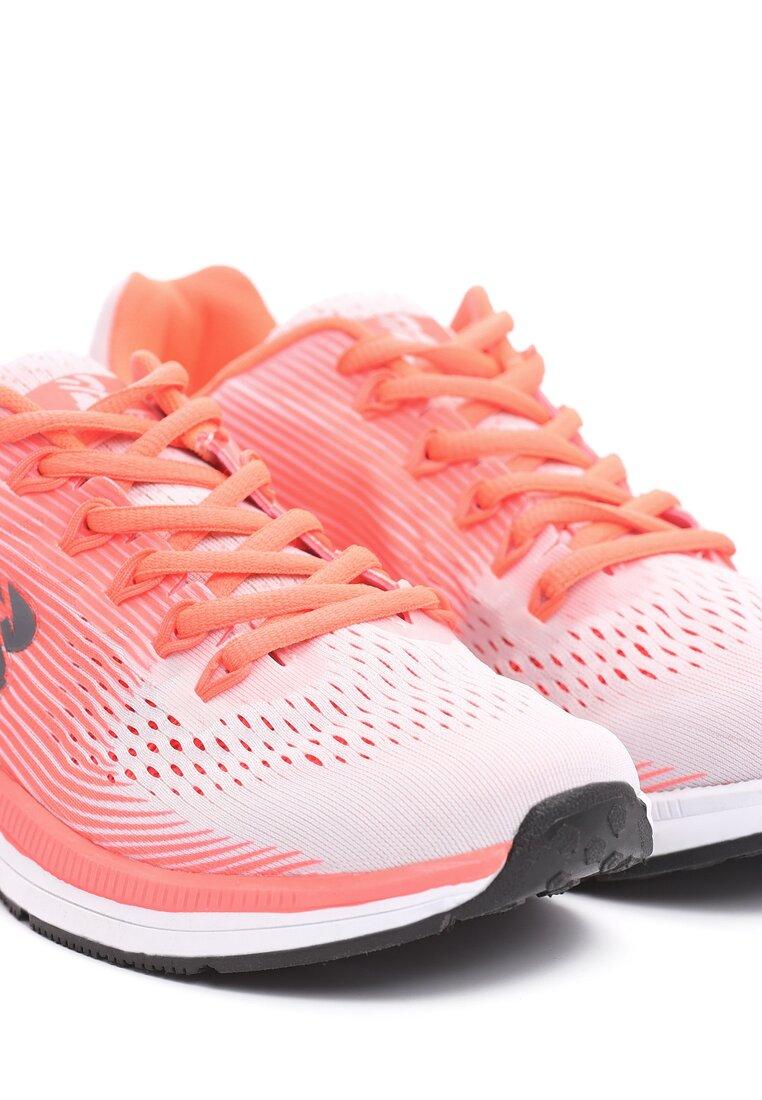 Pomarańczowe Buty Sportowe Seraglio