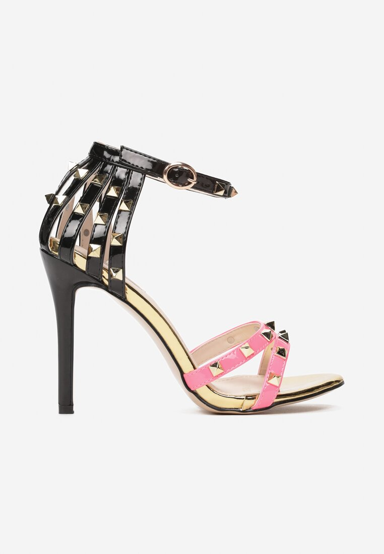 Fuksjowe Sandały Exemplary