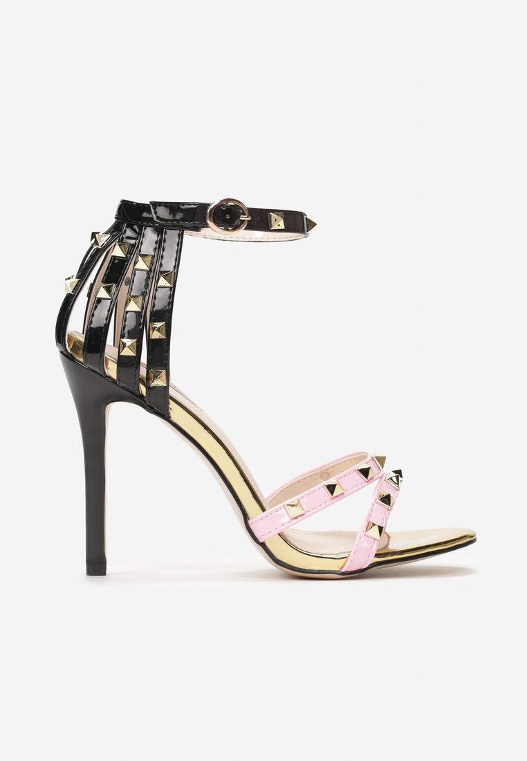 Różowe Sandały Exemplary