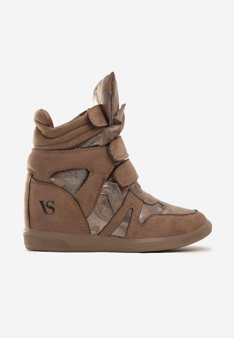 Khaki Sneakersy Live My Life