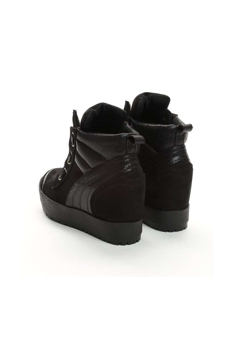 Czarne Sneakersy It's Me