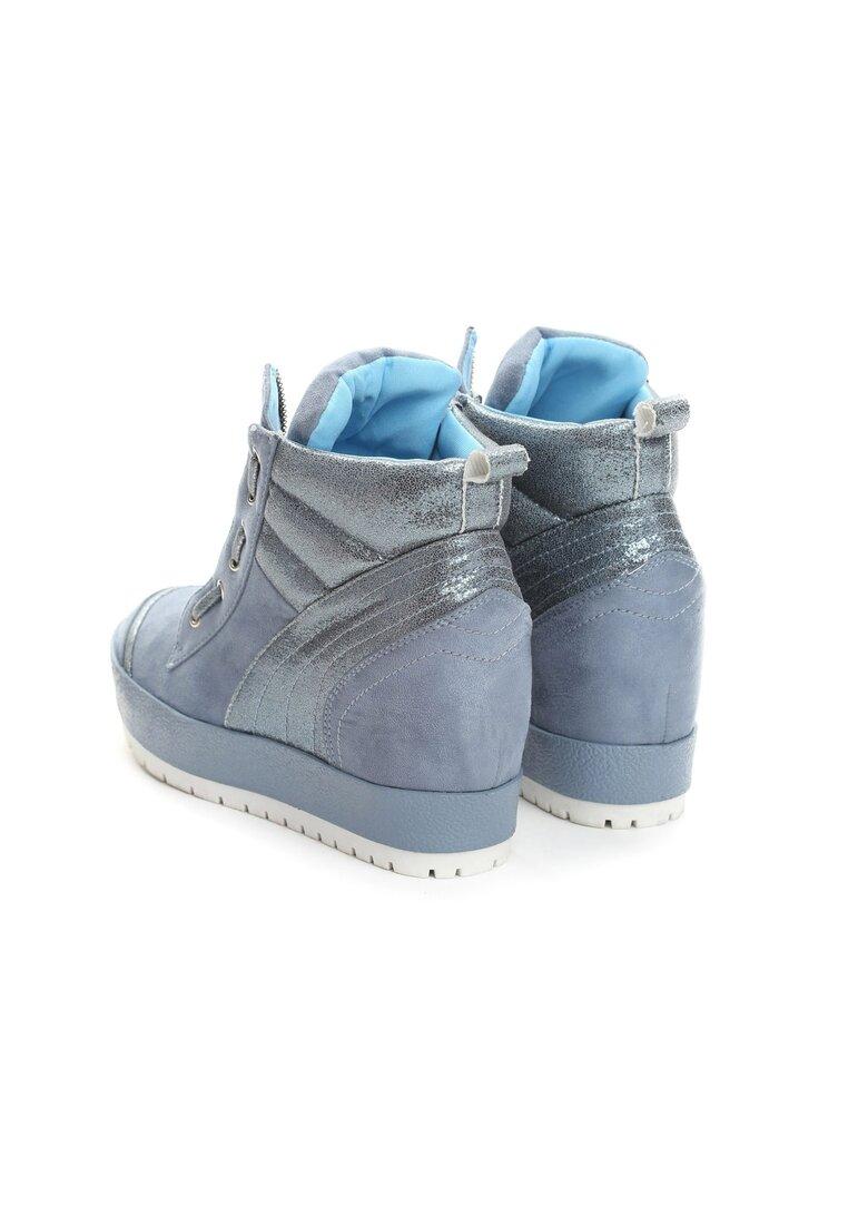 Niebieskie Sneakersy Somebody To Love