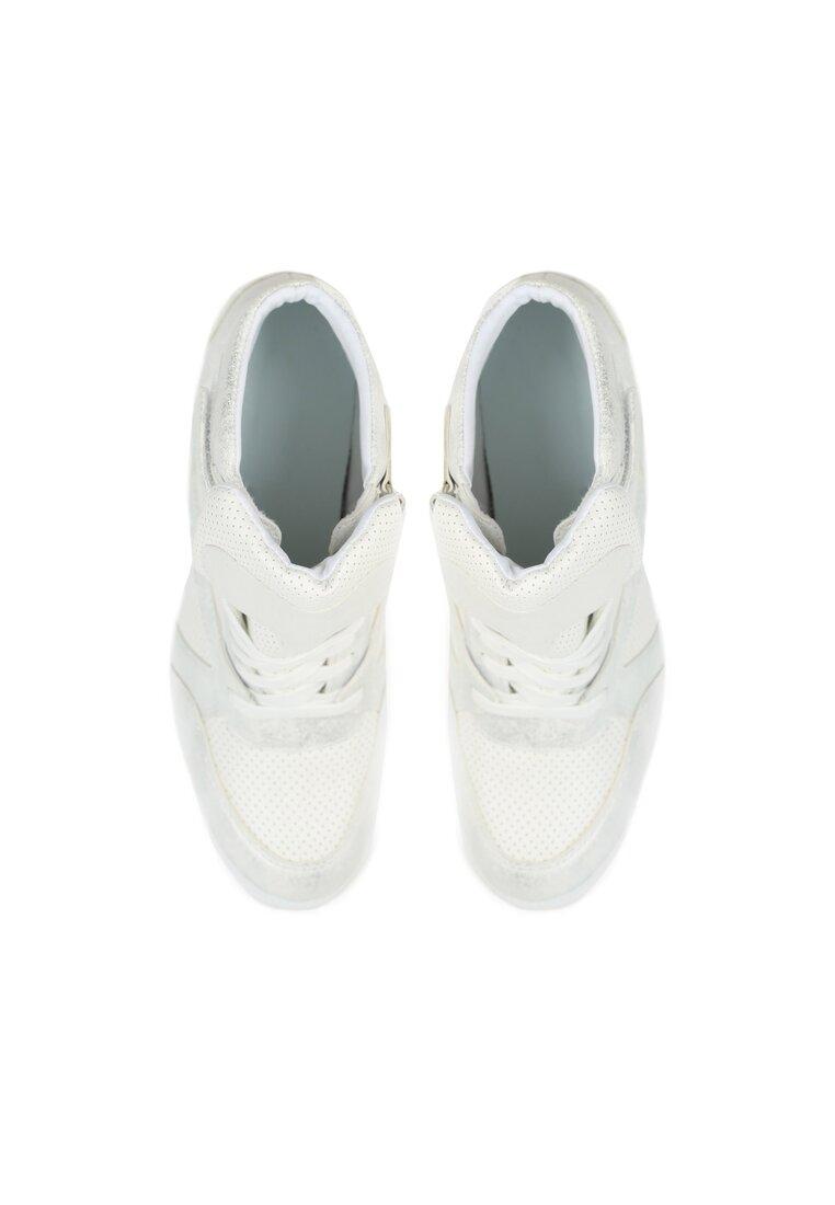 Białe Sneakersy Be the One