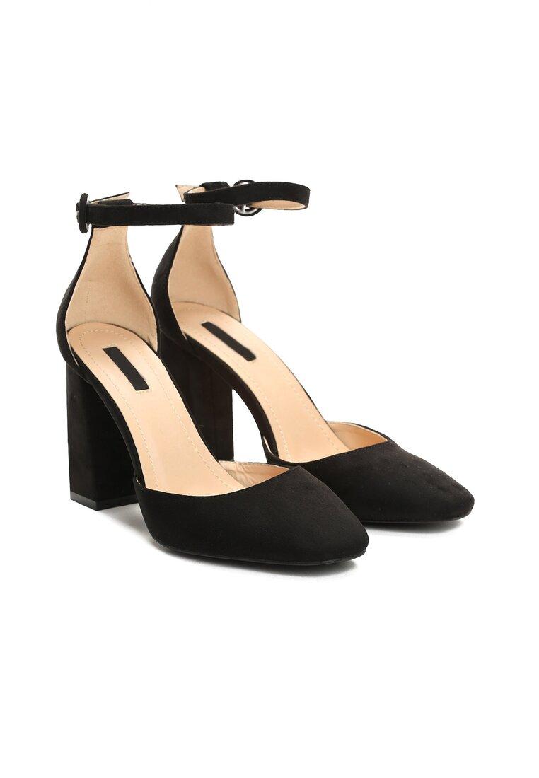 Czarne Sandały Gimme Love