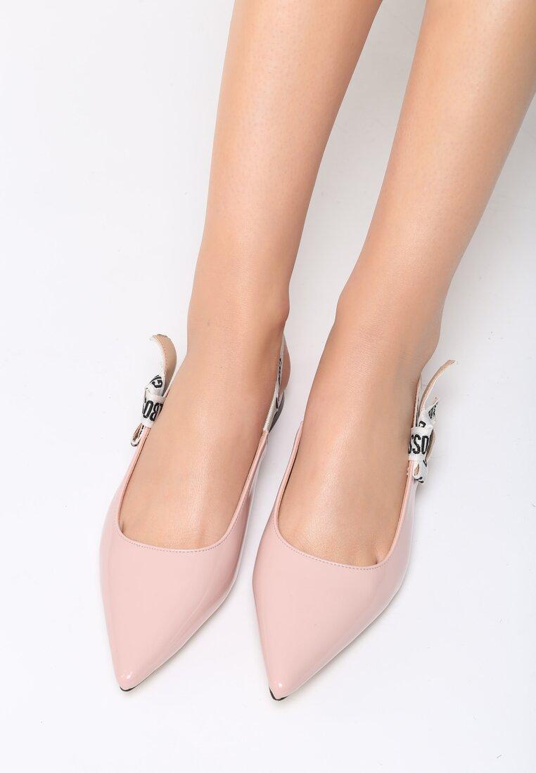 Różowe Sandały Blood Diamonds