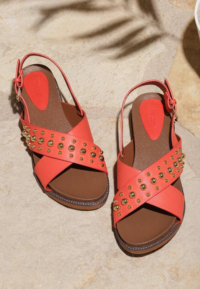 Czerwone Sandały Spirits
