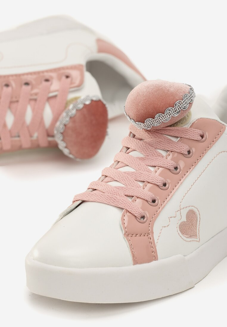 Białe Sneakersy Victim Of Love