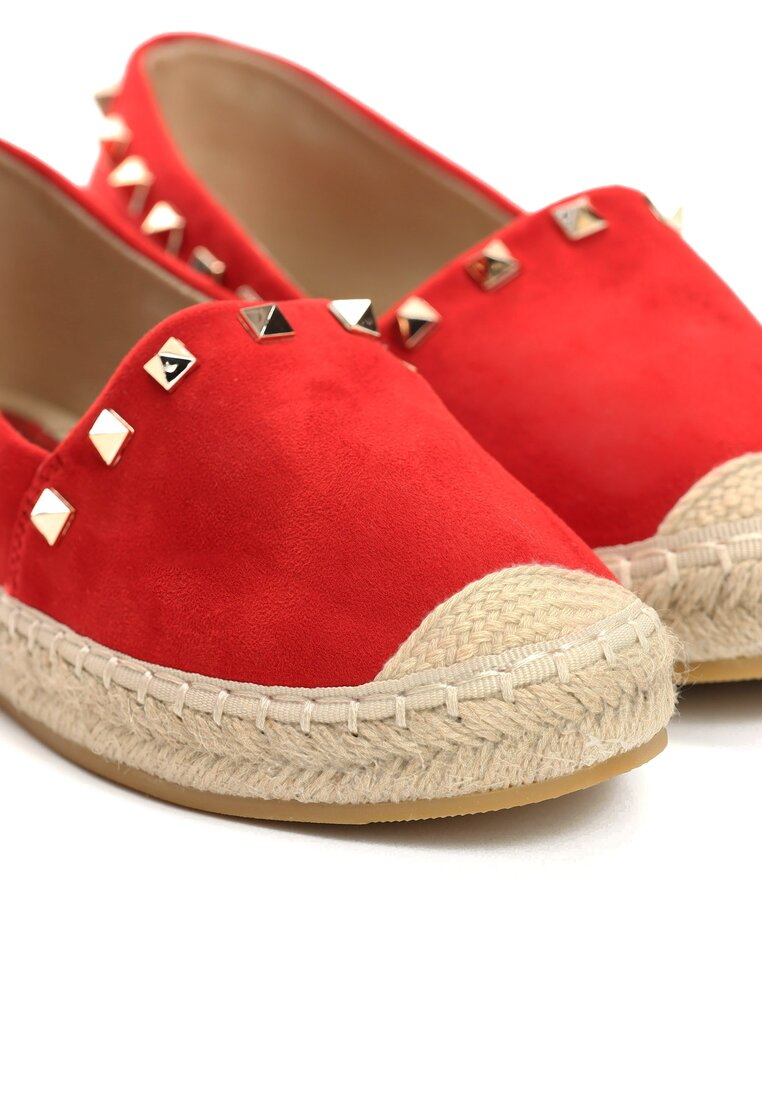 Czerwone Espadryle We're in Love