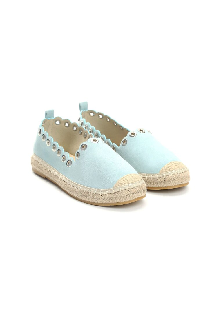 Niebieskie Espadryle This Is Love