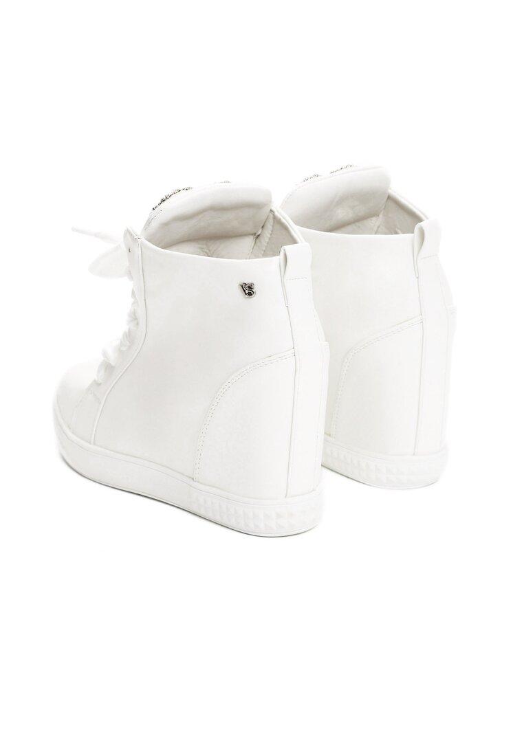 Białe Sneakersy Thumbs Up!