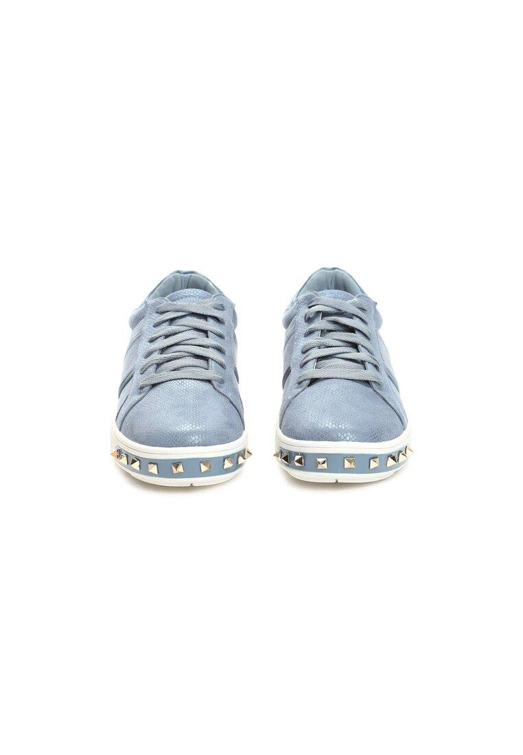 Niebieskie Buty Sportowe Amor De Mi Vida