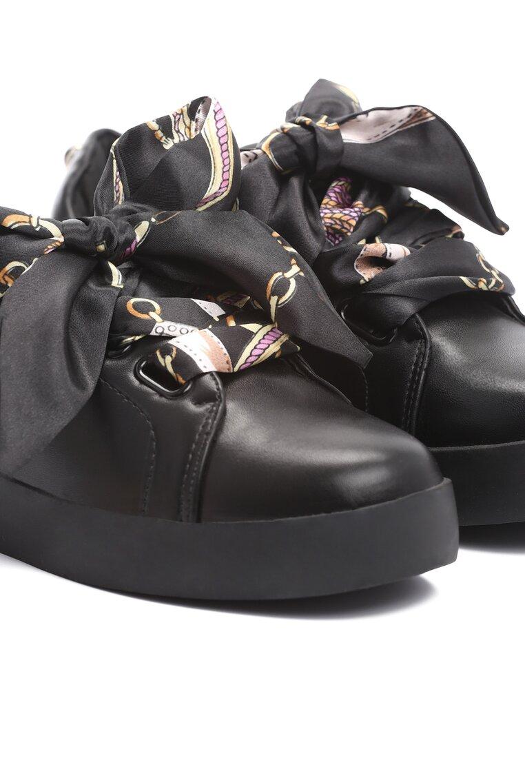 Czarne Buty Sportowe La Bomba