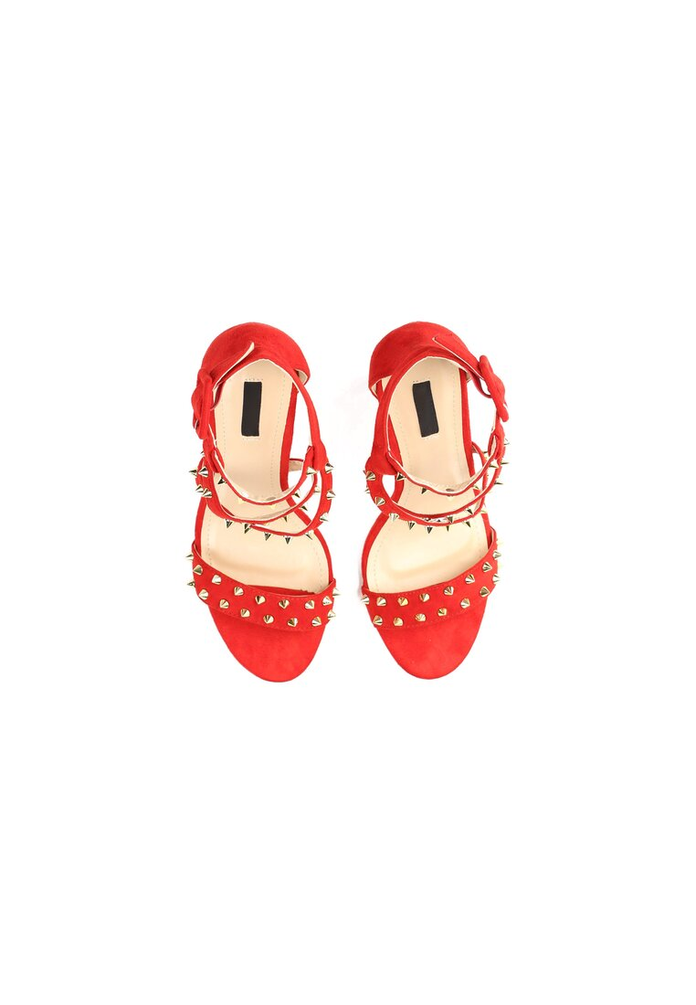 Czerwone Sandały My Sins