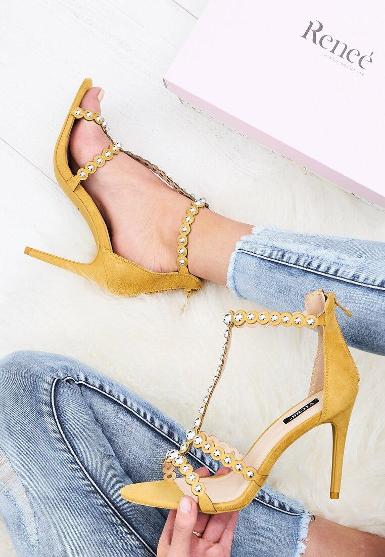 Żółte Sandały Search&Destroy