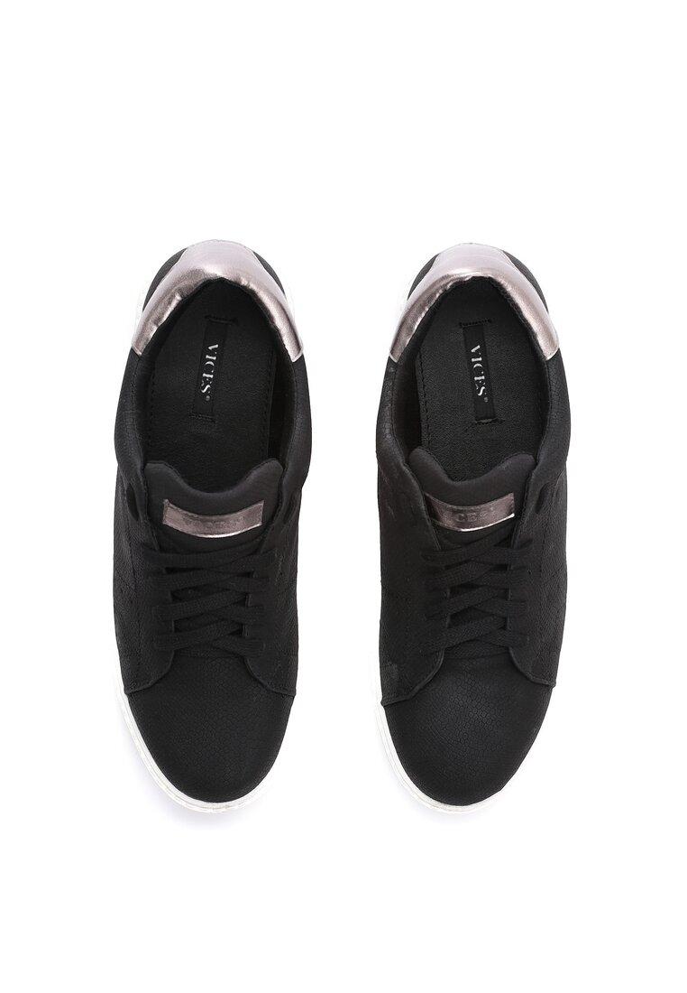 Czarne Buty Sportowe Get In
