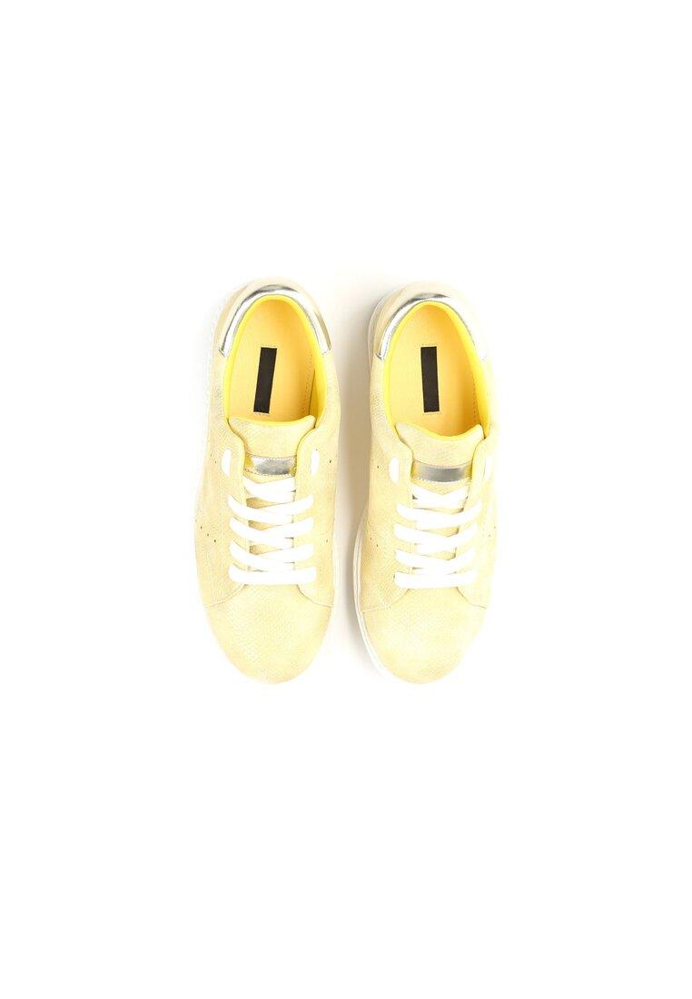 Żółte Buty Sportowe Get In