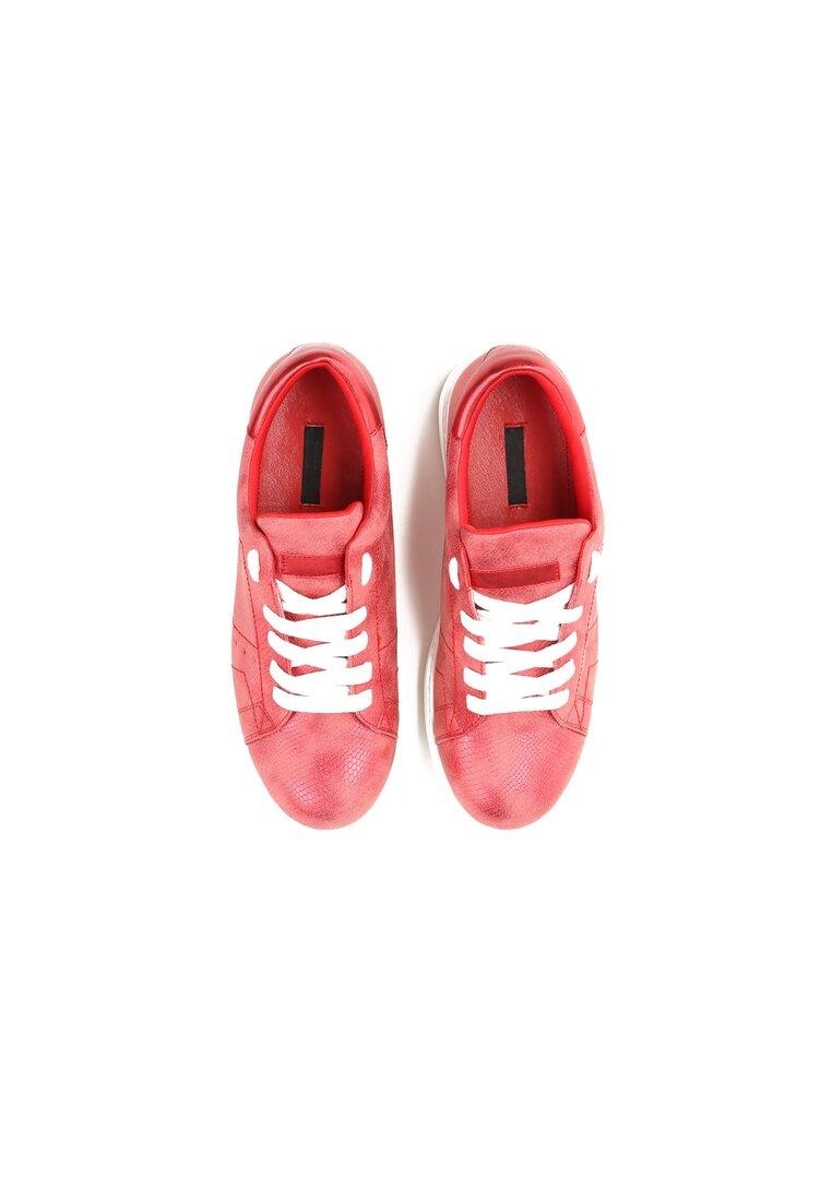 Czerwone Buty Sportowe Get In