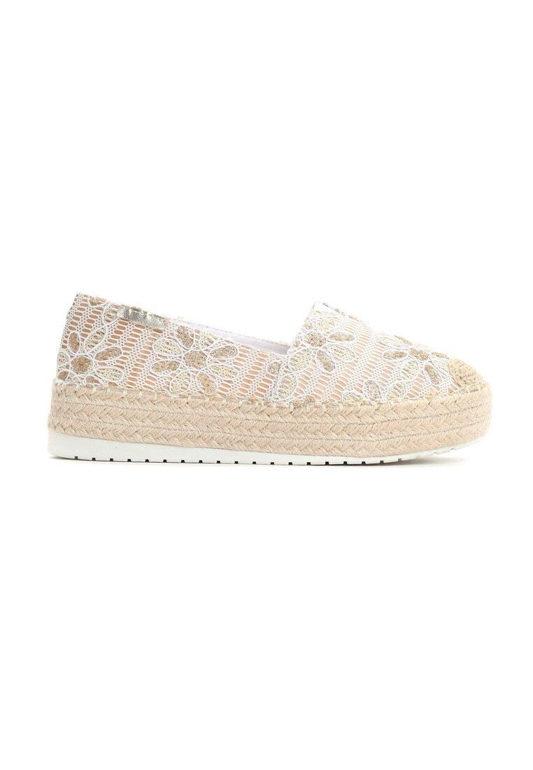 Białe Espadryle Better Without