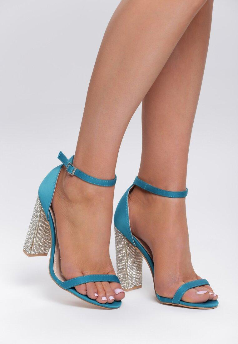 Niebieskie Sandały Great Fall