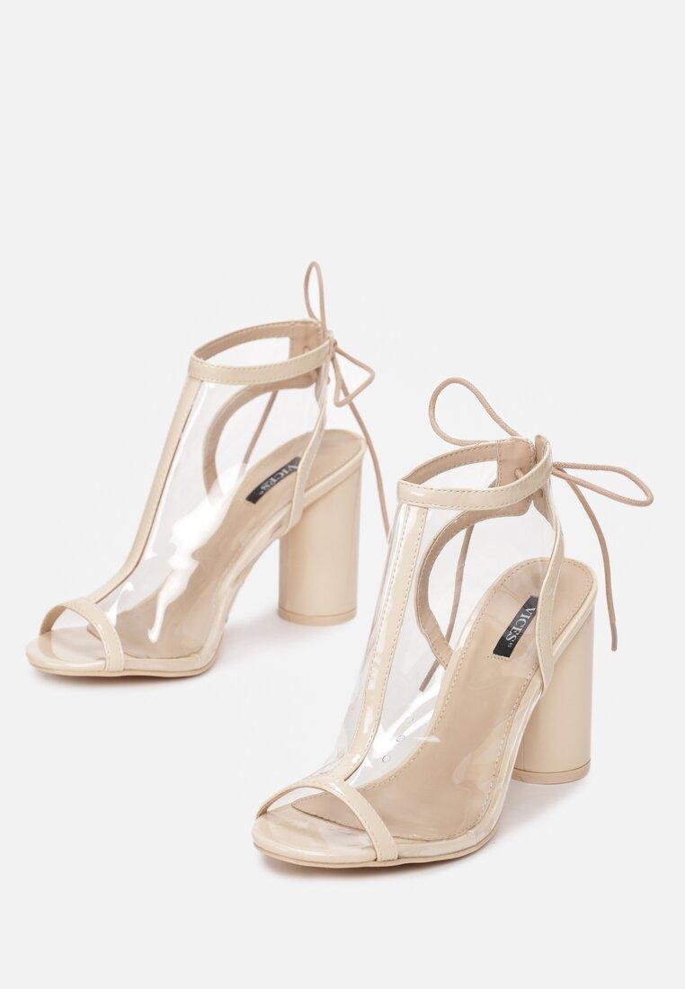 Beżowe Sandały Be Loud