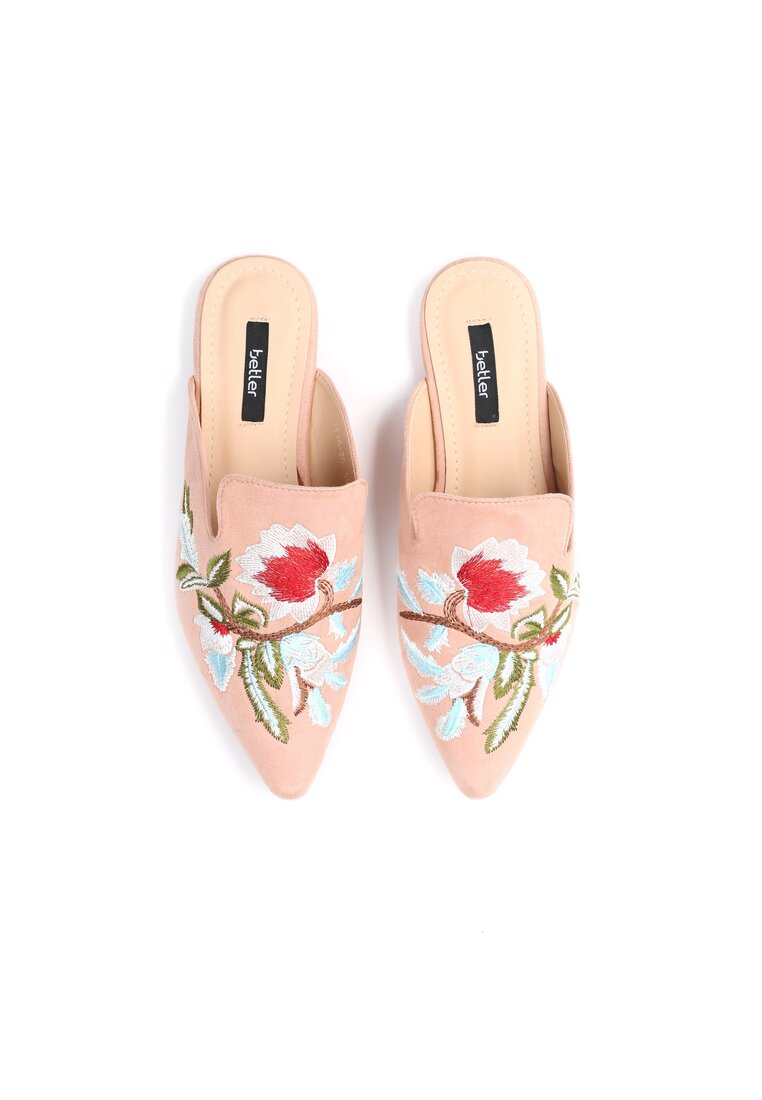 Różowe Klapki Buoyant