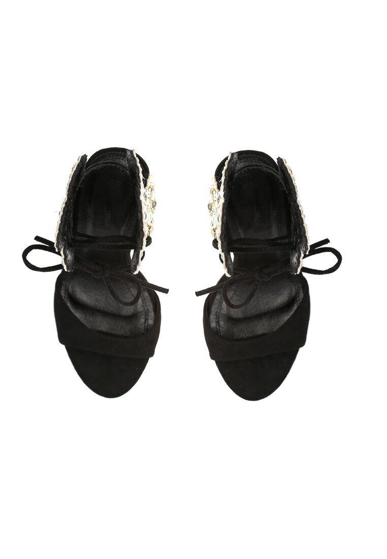 Czarne Sandały Of The Wild