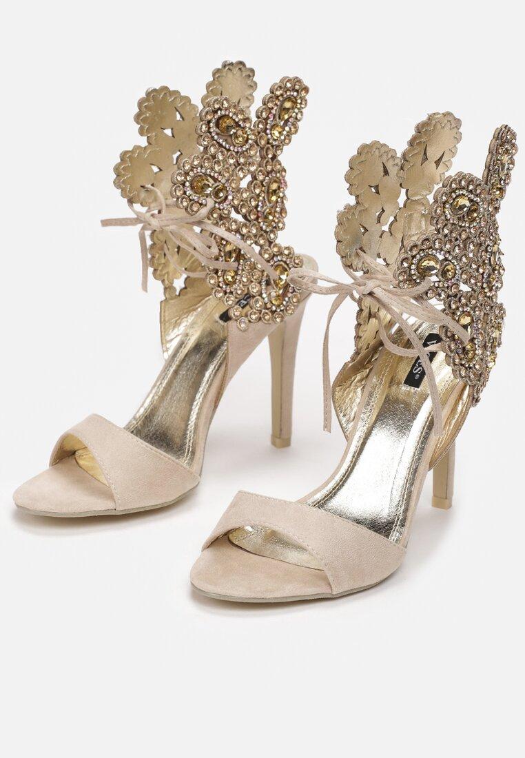 Beżowe Sandały Of The Wild