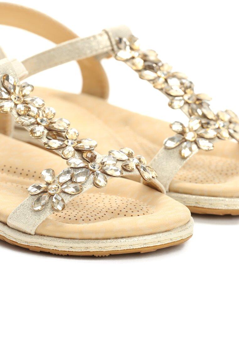 Złote Sandały Queens Tears