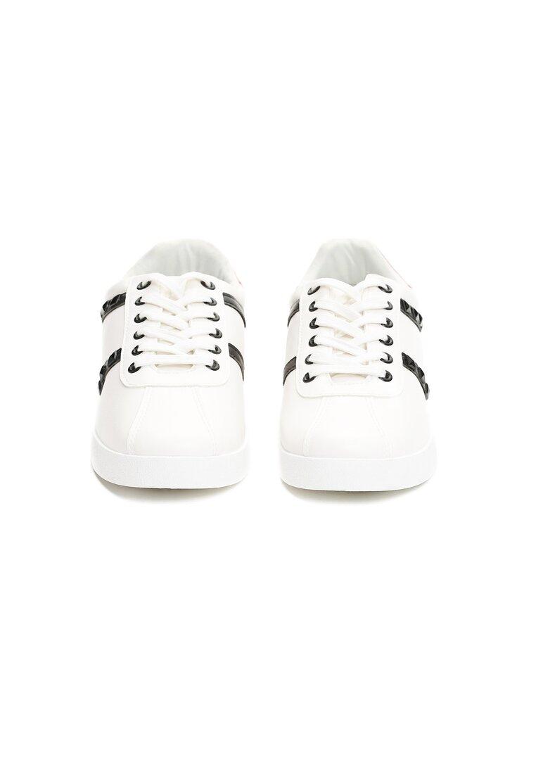 Białe Buty Sportowe More Light