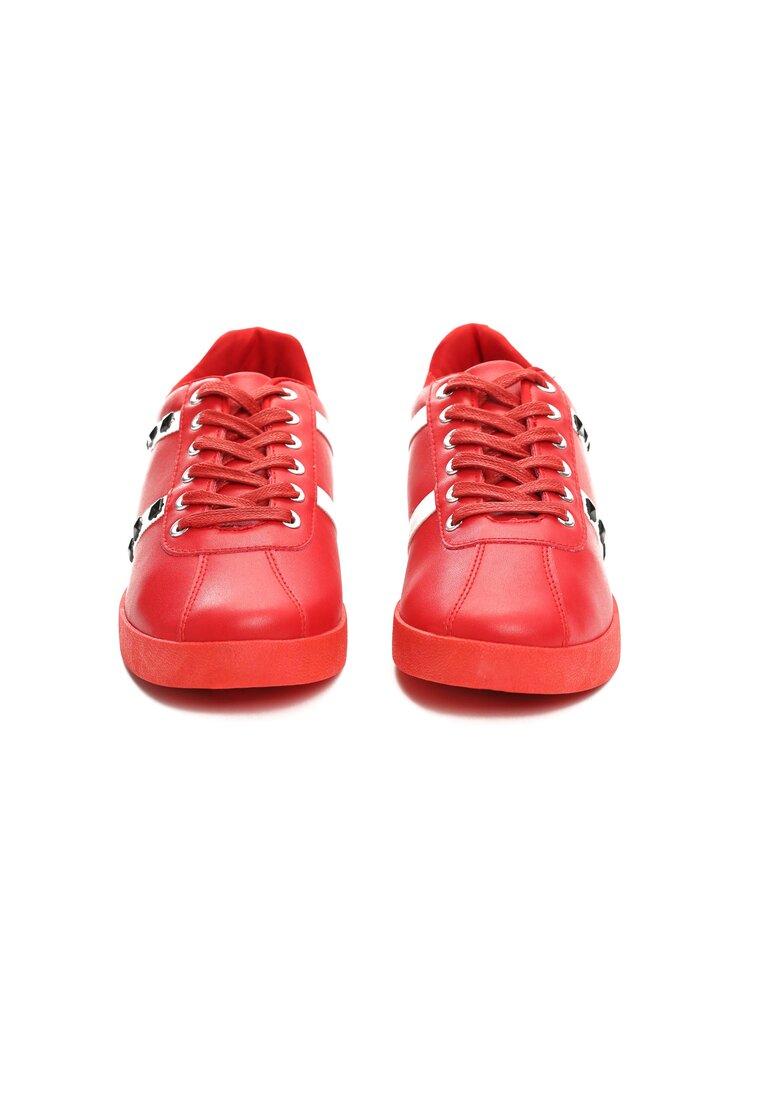 Czerwone Buty Sportowe Story Goes