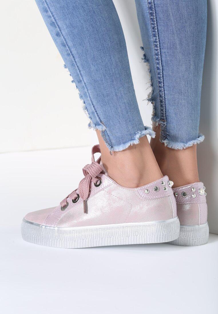 Różowe Buty Sportowe All Day Lover