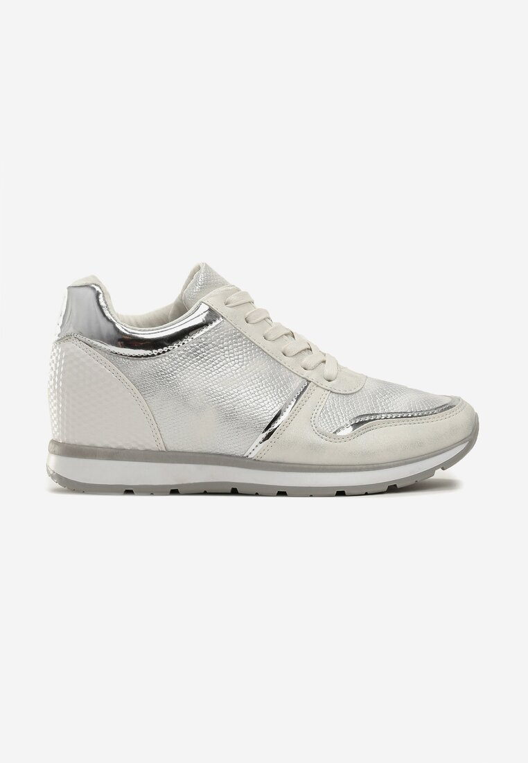 Białe Sneakersy Don't Stay