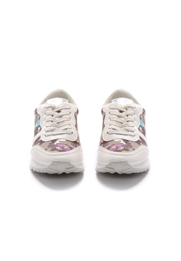Białe Buty Sportowe I Tried