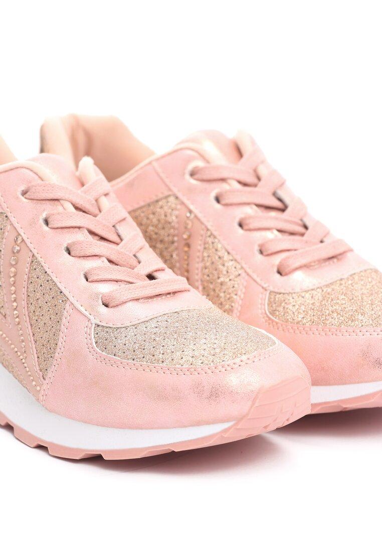 Różowe Buty Sportowe Wake Up Call