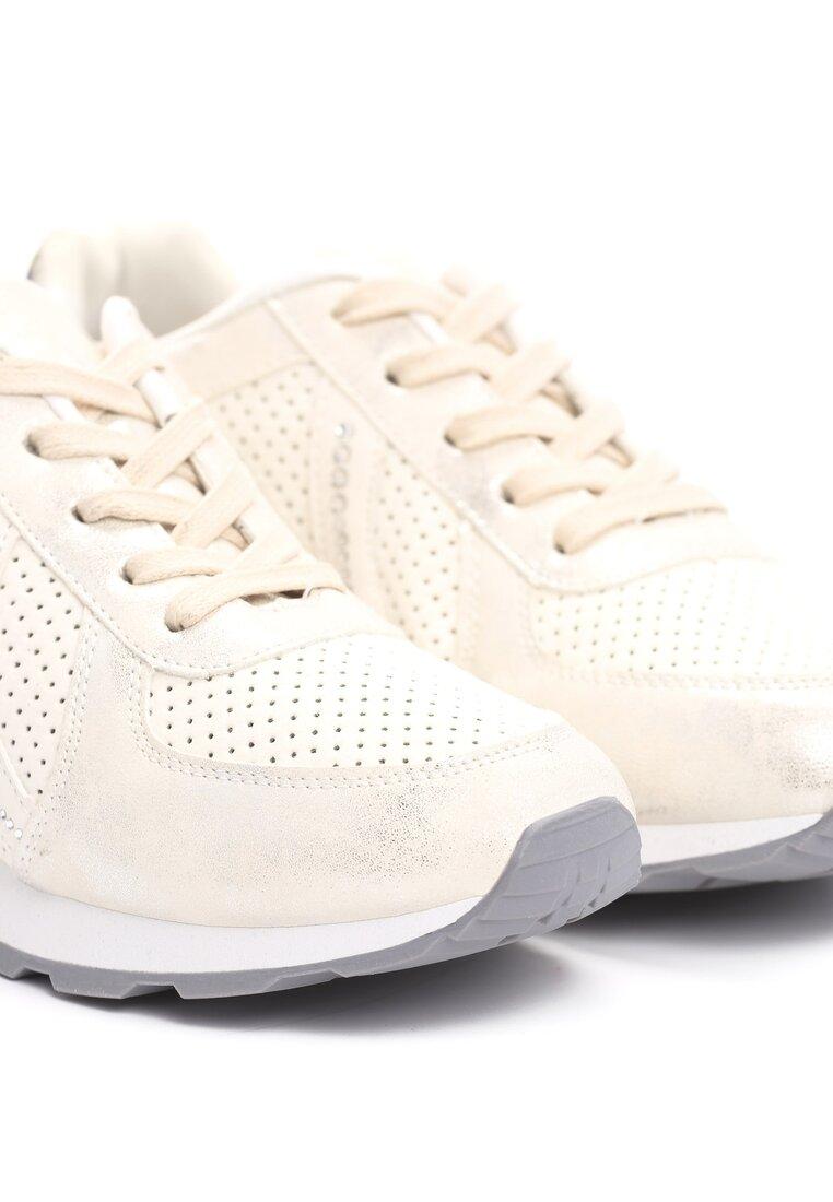 Białe Buty Sportowe Wake Up Call