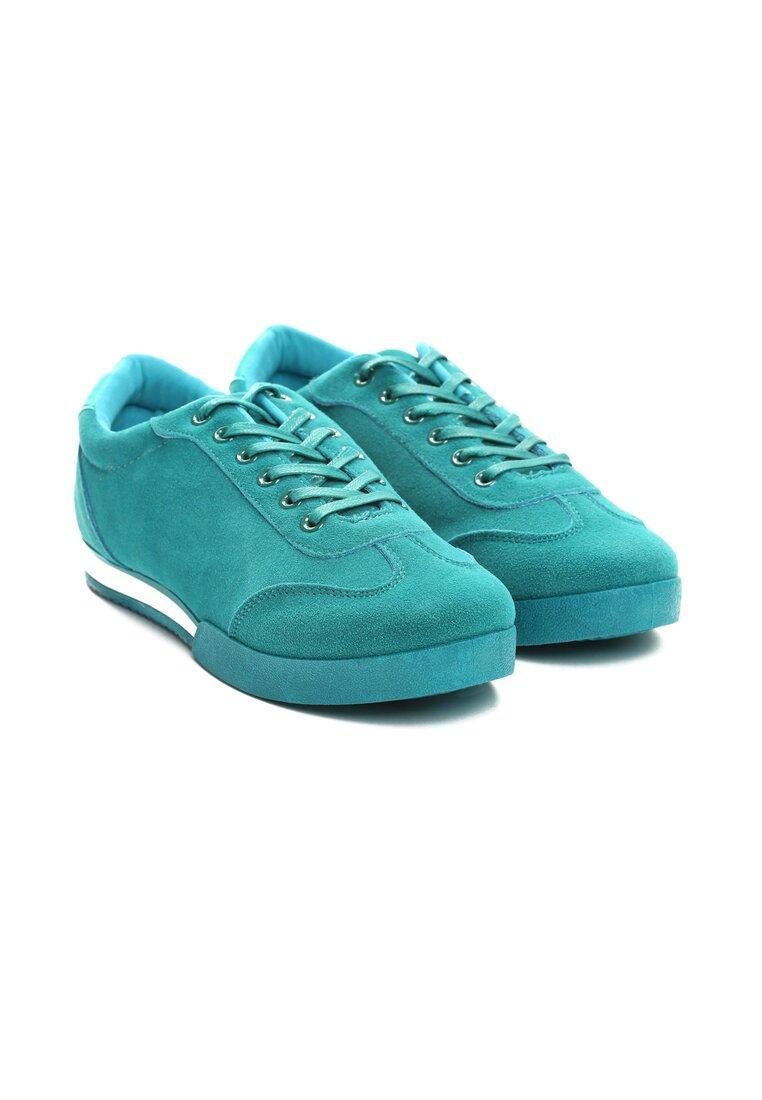 Niebieskie Buty Sportowe Spanish Piece