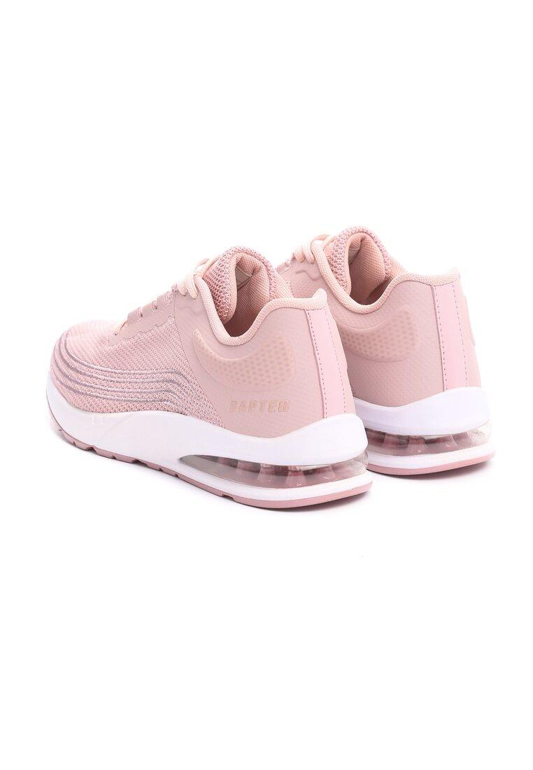 Różowe Buty Sportowe Seasons
