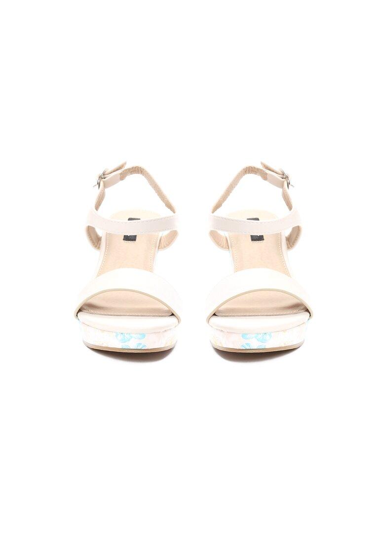 Beżowe Sandały Little Things