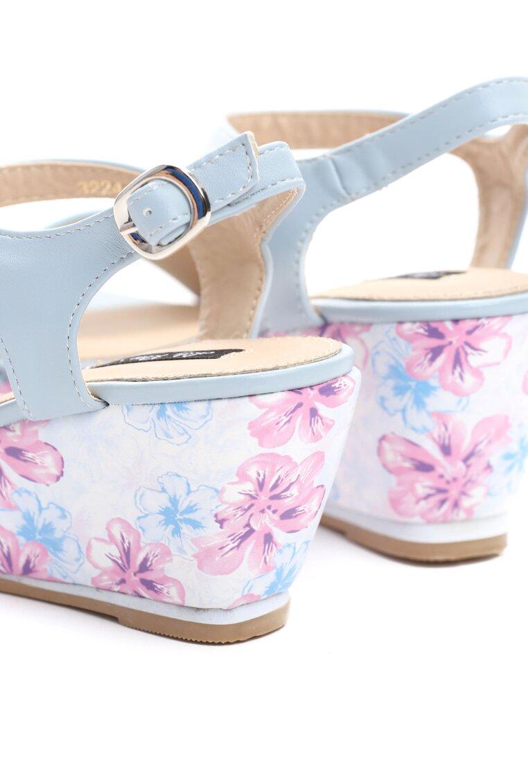 Niebieskie Sandały Little Things