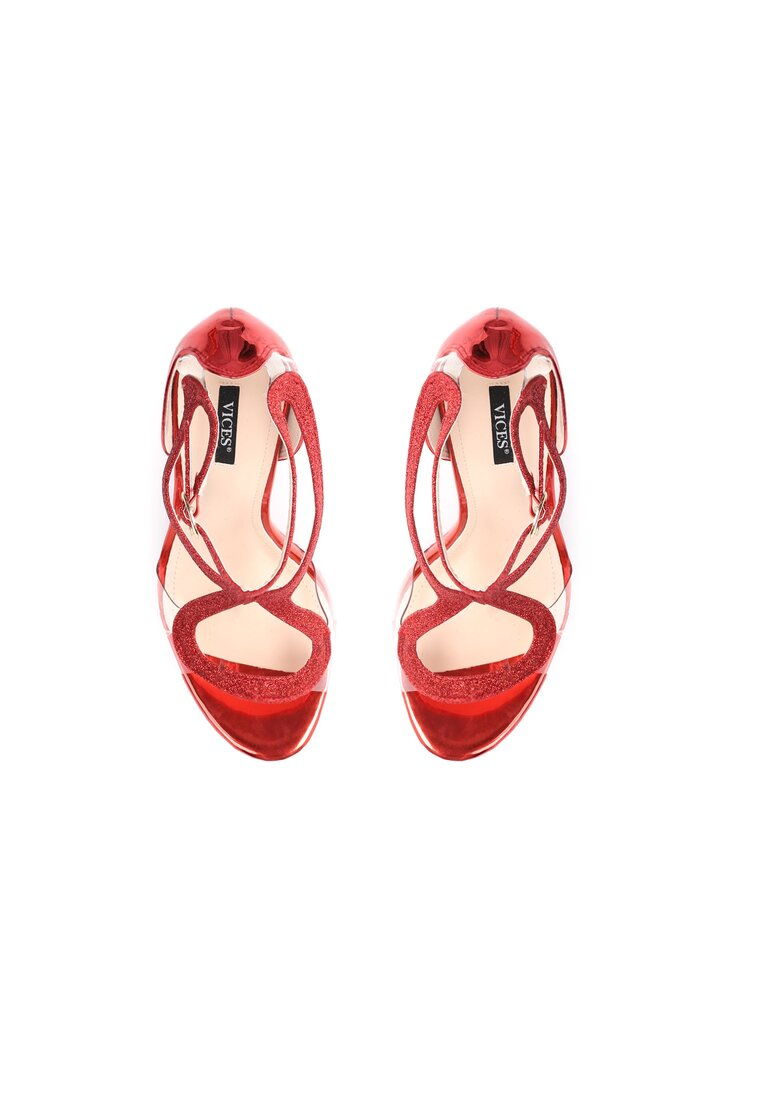 Czerwone Sandały Kamikaze