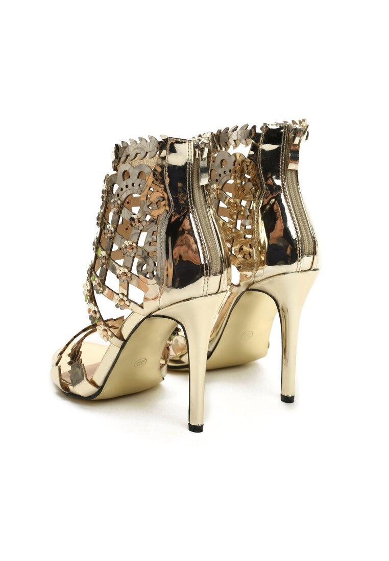 Złote Sandały What I Feel?