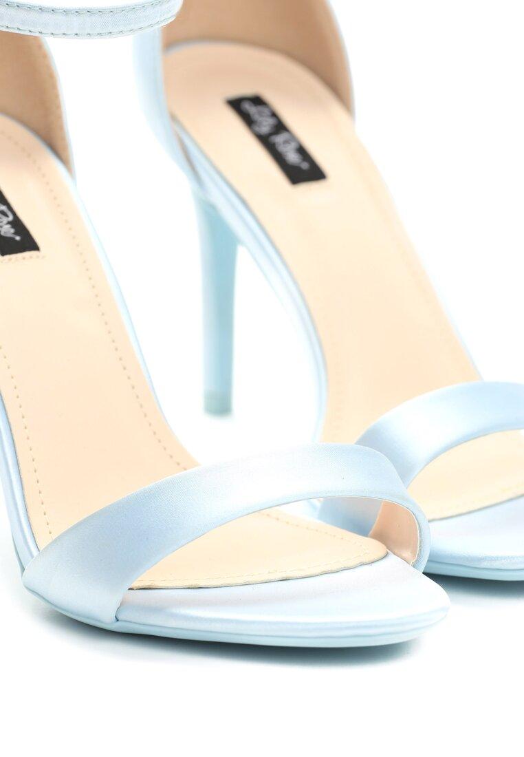 Niebieskie Sandały Somebody's Love