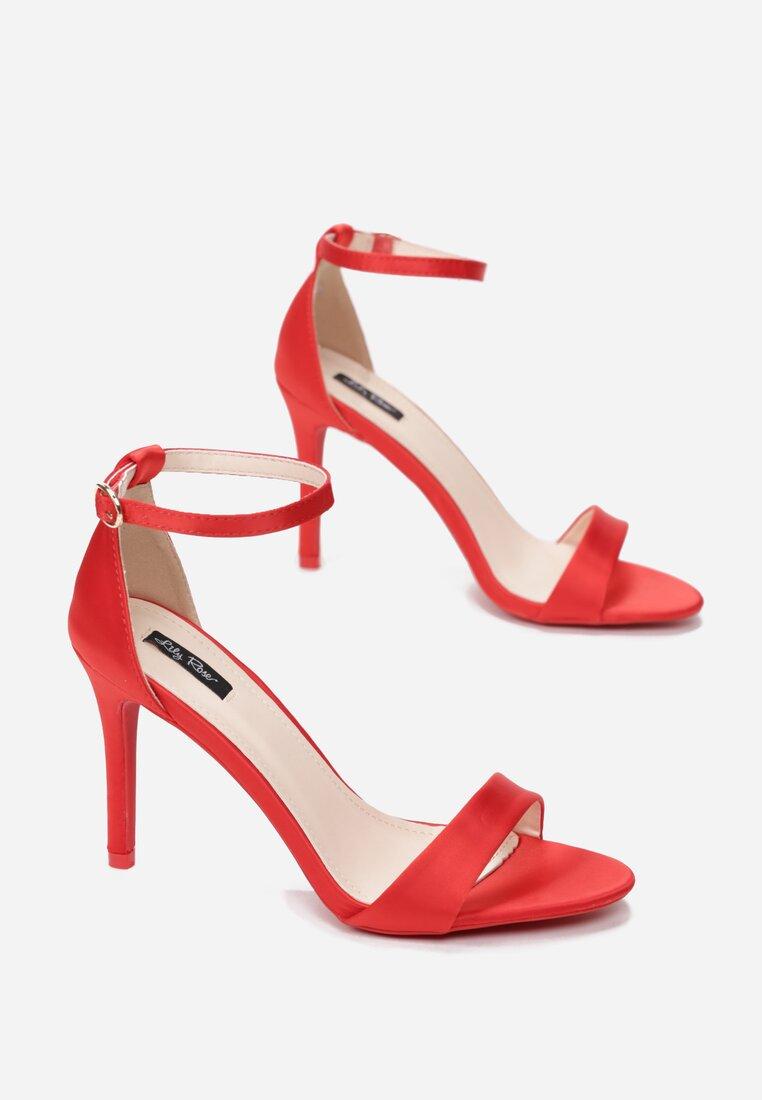 Czerwone Sandały Somebody's Love