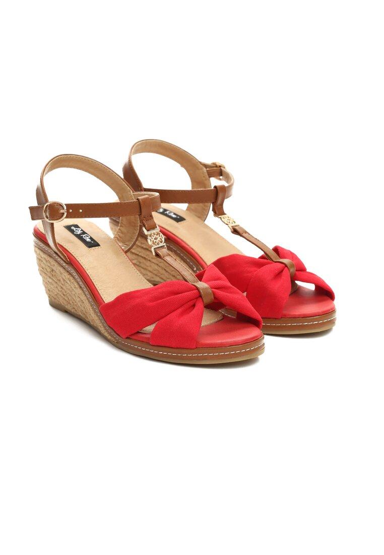 Czerwone Sandały Got You